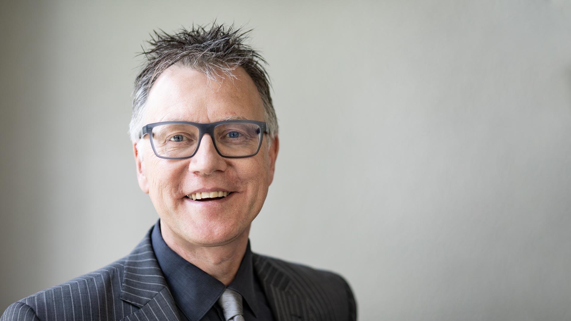 Portrait von Prof. Dr. Matthias Sellmann