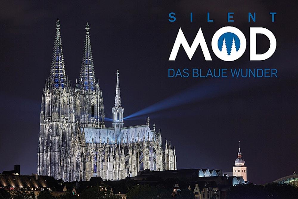 Silentmod, das blaue Wunder