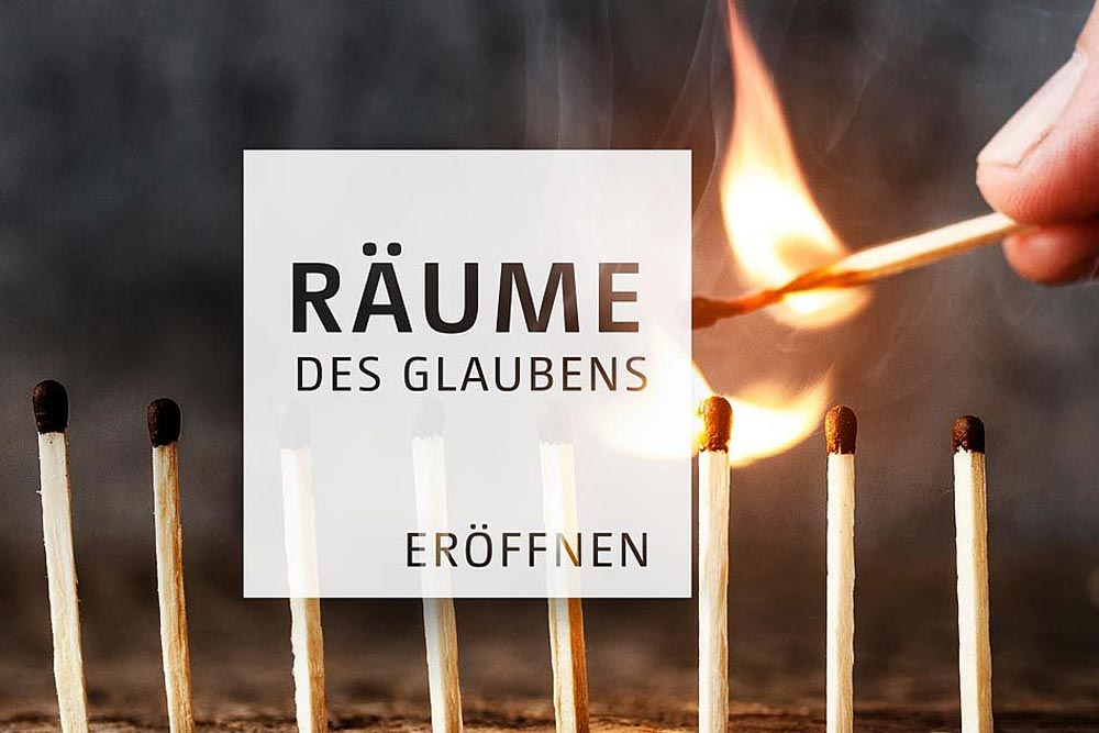 Space for Grace, Räume des Glaubens