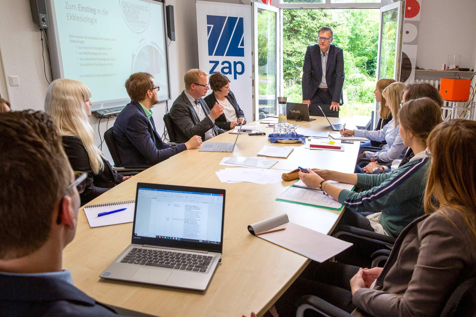 "Zentrum ""Pastorale Evaluation"" erhält Verstärkung"