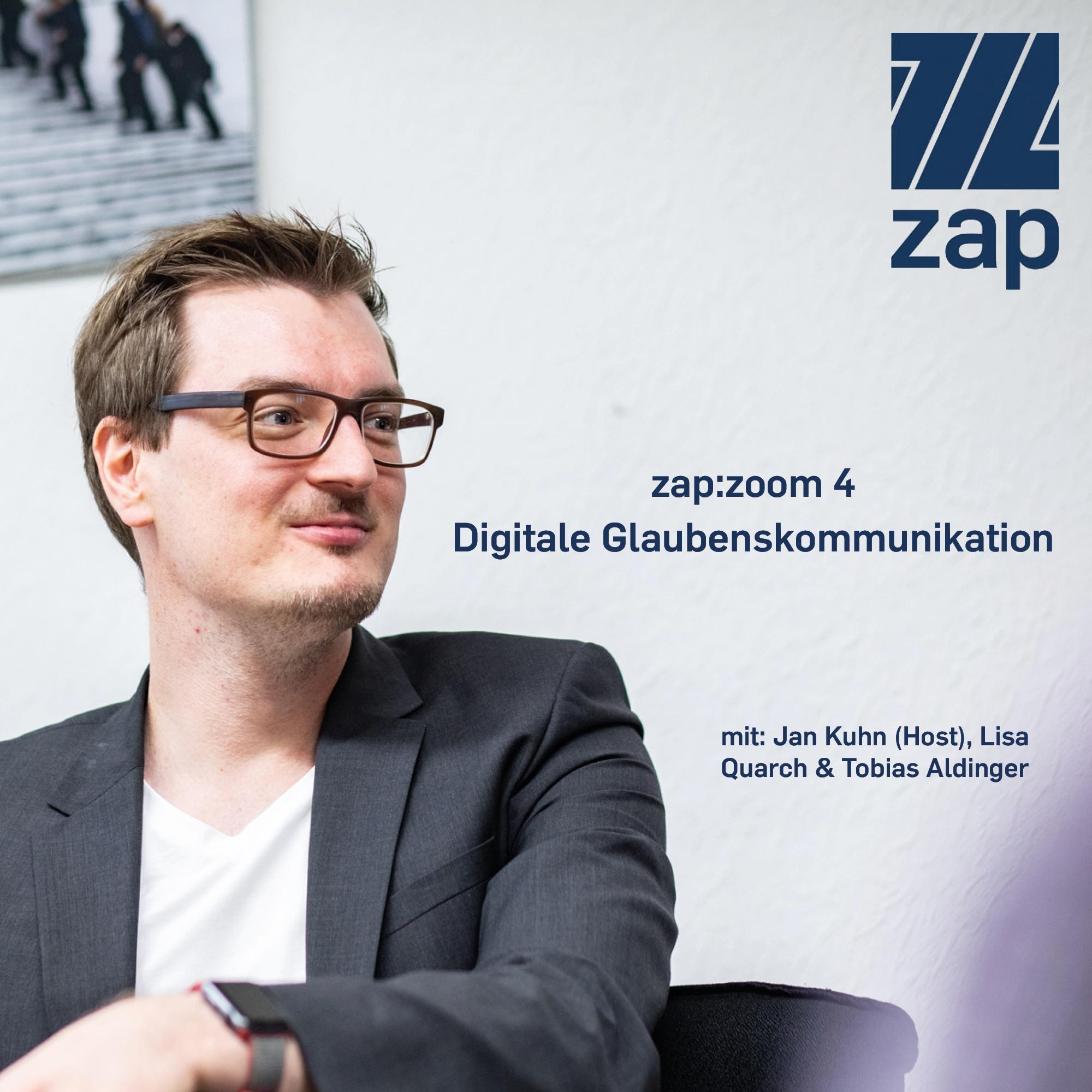 zap:zoom Episode 4 – auf YouTube verfügbar